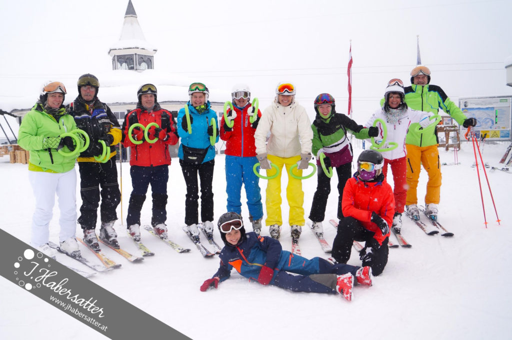 smovey Schnee Aktion - ein toller Tag one