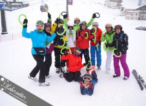 smovey Aktion im Schnee - Spass im Schnee